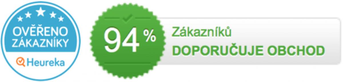 Hodnocení Heureka.cz