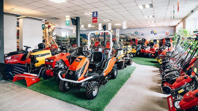 Prodejna Namir.cz - traktory